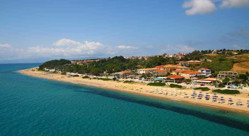 Hotel for sale in Skala