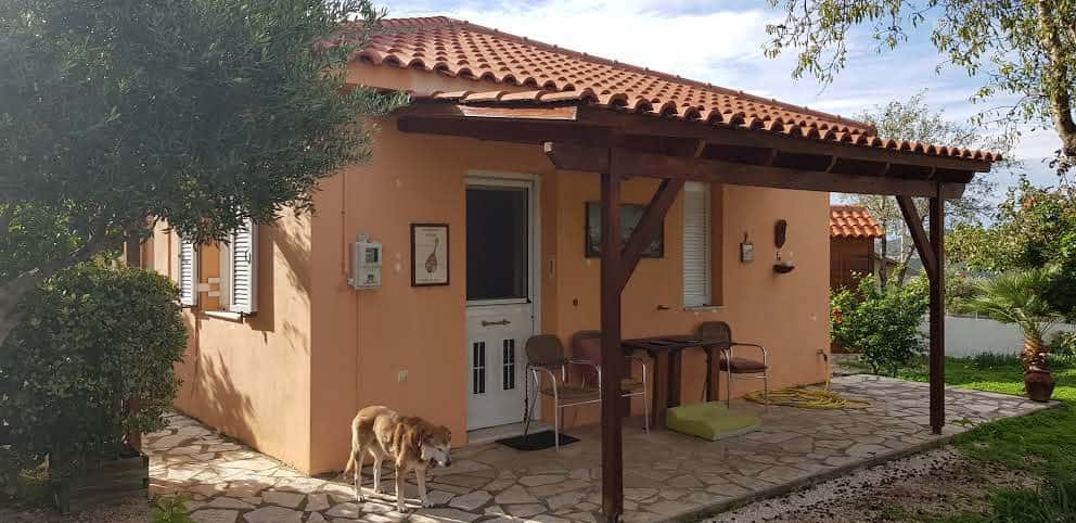 House for sale in Agkonas