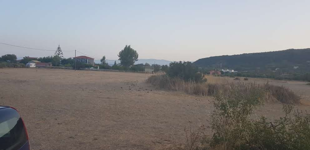 Plot for sale in Katelios